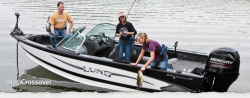 2013 - Lund Boats - 1875 Crossover XS