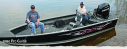2013 - Lund Boats - 2010 Pro Guide