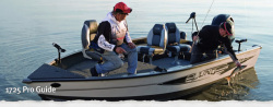 2013 - Lund Boats - 1725 Pro Guide