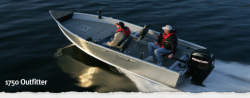 2013 - Lund Boats - 1750 Outfitter