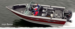 2013 - Lund Boats - 2150 Baron