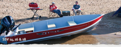 2013 - Lund Boats - SSV 16