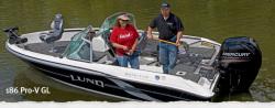 2013 - Lund Boats - 186 Pro V GL