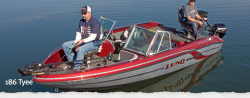 2013 - Lund Boats - 186 Tyee GL