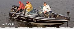 2013 - Lund Boats - 197 PRO-V GL