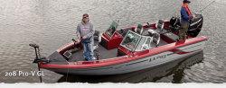 2013 - Lund Boats - 208 Pro-V GL