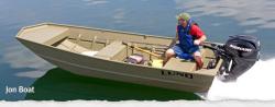 2013 - Lund Boats - 1032 Jon Boat