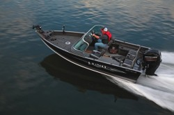 2014 - Lund Boats - 1625 Fury XL