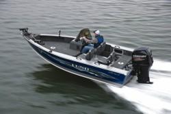 2014 - Lund Boats - 1875 Pro-V