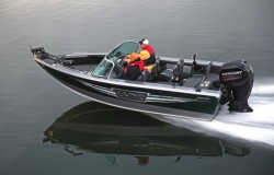 2014 - Lund Boats - 2075 Tyee