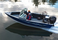 2014 - Lund Boats - 2000 Sport Angler