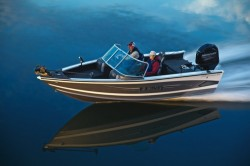 2014 - Lund Boats - 1675 Crossover XS