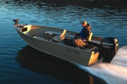 2014 - Lund Boats - SSV 16