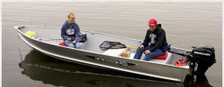 2014 - Lund Boats - A 12