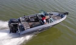 2014 - Lund Boats - 208 Tyee GL
