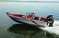 2014 - Lund Boats - 197 PRO-V GL