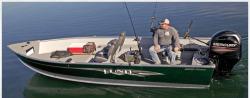 2015 - Lund Boats - 2000 Alaskan