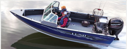 2015 - Lund Boats - 1800 Sport Angler
