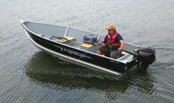 2015 - Lund Boats - SSV 14