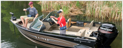 2015 - Lund Boats - 1675 Crossover XS