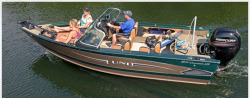 2015 - Lund Boats - 1875 Crossover XS