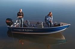 2015 - Lund Boats - 1400 Fury