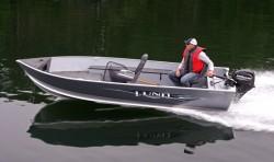 2015 - Lund Boats - 1600 Fury