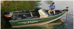 2015 - Lund Boats - 1675 Impact