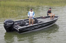 2015 - Lund Boats - 2075 Pro Guide