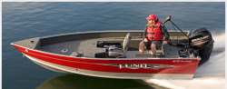 2015 - Lund Boats - 1675 Pro Guide