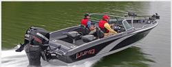 2015 - Lund Boats - 202 Pro-V GL