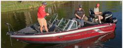 2015 - Lund Boats - 208 Tyee GL