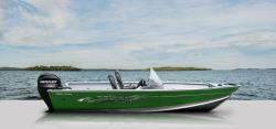 2017 - Lund Boats - 1600 Alaskan Tiller