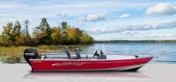 2017 - Lund Boats - 1600 Rebel Tiller
