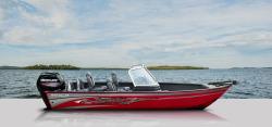 2017 - Lund Boats - 1650 Rebel XS Tiller
