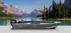 2017 - Lund Boats - 1675 Pro Guide