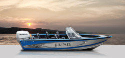 2017 - Lund Boats - 1775 Crossover XS
