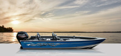 2017 - Lund Boats - 1875 Pro Guide