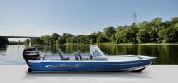 2017 - Lund Boats - 2000 Alaskan Tiller