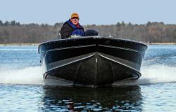 2017 - Lund Boats - SSV 16