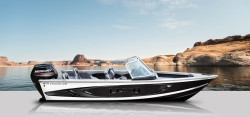 2017 - Lund Boats - 1675 Crossover XS