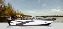 2017 - Lund Boats - 189 Pro-V GL