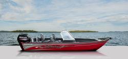 2018 - Lund Boats - 1650 Rebel XS Tiller