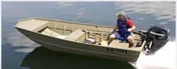 2018 - Lund Boats - 1852 MT Jon Boat