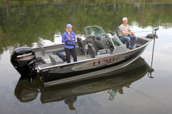 2019 - Lund Boats - 1775 Impact SS