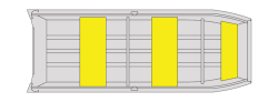 2020 - Lund Boats - 1032 Jon Boat
