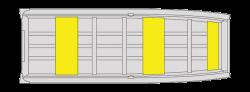 2020 - Lund Boats - 1232 Jon Boat