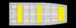 2020 - Lund Boats - 1236 Jon Boat