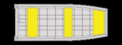 2020 - Lund Boats - 1436L Jon Boat