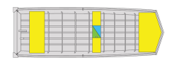 2020 - Lund Boats - 1648M Jon Boat